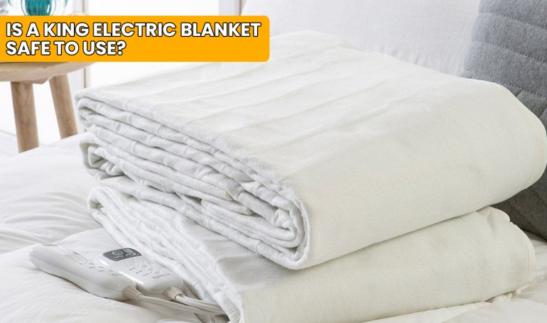 king electric blanket